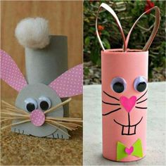 This toilet paper roll butterfly crafts is perfect for kids to make! Toilet Paper Crafts, Toilet Paper Roll, Diy Paper, Easter Crafts For Kids, Diy For Kids, Diy And Crafts, Arts And Crafts, Porch Decorating, Creative