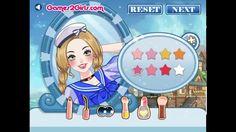 Sailor Girl 1 - dress up & makeup games for girls /kids to play online