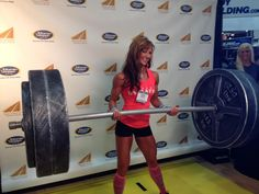 Erin Stern at the arnold.