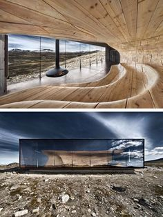 Reindeer Observatory - how gorgeous is this?