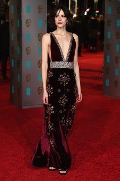 cc8df38638a7 BAFTAs 2016  Celebrity red carpet arrivals
