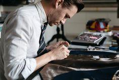 Not Your Average Tailor - Silvano Vitalini in St. Fashion Labels, Design Crafts, Alps, Fancy, Fashion Design