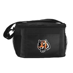 NFL 2014 6 Pack Cooler Lunch Tote (Cincinnati Bengals)