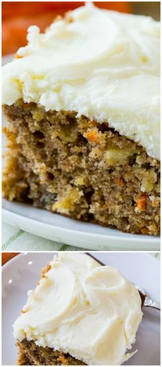 PINEAPPLE CARROT CAKE is #10 on our list