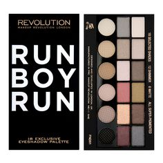 Salvation Palette Run Boy Run - 18 Shade Palette - PALETTES