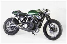 Abnormal Cycles - Sportster 1200 Nightster - Pipeburn - Purveyors of Classic Motorcycles, Cafe Racers & Custom motorbikes