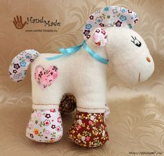 Horse pattern and tutorial