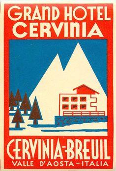 Cervino vintage