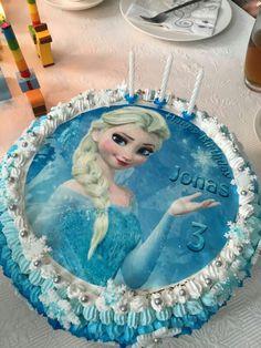 frozen elsa birthday cake frozen cake pinterest motivtorten torten und backen. Black Bedroom Furniture Sets. Home Design Ideas