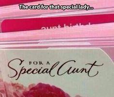An unfortunate font choice...