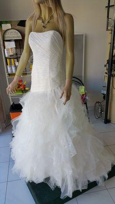 Robe de mariée Pronuptia et ses accessoires (jupon, Boléro, Etole et ...