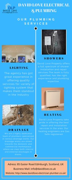 Hire the Professional for Affordable Local Plumbing Services at David Love Electrical & Plumbing. Our Professional are dedicated to work, we understand the problems faced by the peoples about plumbing problems. Bathroom Installation, Light Installation, Bathroom Fitters, Pricing Structure, Local Plumbers, Shower Lighting, Plumbing Problems, Emergency Call, Smoke Alarms