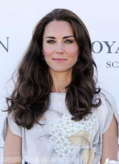 Catherine, Duchess of Cambridge at a polo match in California