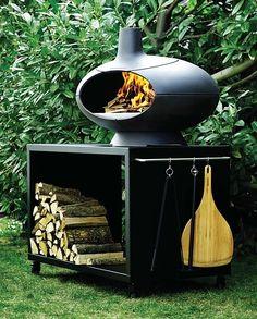 Morso Forno heater and pizza oven                                                                                                                                                     More