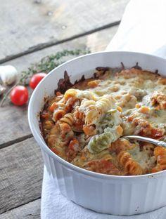 Pizza Pasta - FoodBabbles.com