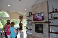 Traditions of America uses Apple TVs in its model homes, clubhouses and welcome centers.