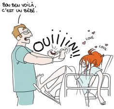 Le séjour à la maternité #jeuneaccouchee #sejourmaternite #vismavie #nouveaubebe Illustrations, Mothers Love, Comic Strips, Real Life, Funny Quotes, Maternity, Comics, Drawings, Anime
