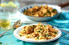 Try this super speedy easy chicken biryani recipe at Tesco Real Food for a delicious & fuss-free midweek meal that's ready in under half an hour.