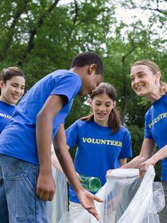 Teen Volunteers 11