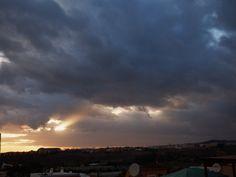 Canary Islands Photography: Mirando al cielo  de Maspalomas Sonneland  nubes  ...