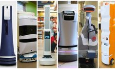 Why Indoor Robots for Commercial Spaces Are the Next Big Thing in Robotics China Technology, Robot Technology, Silicon Valley Startups, Advanced Robotics, Mobile Robot, Intelligent Robot, Space Shows, Smart Office, Mobile Security