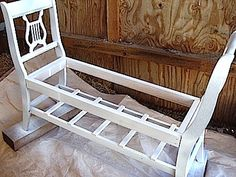 How to make a bench from old chairs? | Refurbished Ideas                                                                                                                                                                                 More