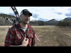 Long Range Archery - 300 Yard Shot - YouTube