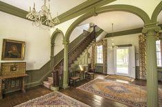 Brandon Plantation For Sale: Thomas Jefferson-Designed Virginia Manor House, Plantation Up For Auction (PHOTOS)