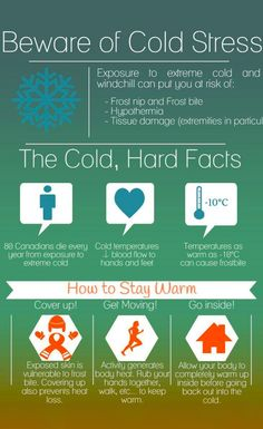 Tips to avoid cold stress, frost bite & hypothermia. Kids Nutrition, Healthy Nutrition, Healthy Tips, Bone Health, Brain Health, Healthier You, Stress Relief, Feel Better, Health And Wellness
