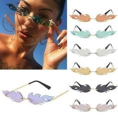 sunglasses png US-DEALS Narrow Sunglas - sunglasses Trending Sunglasses, Cute Sunglasses, Summer Sunglasses, Sunglasses Women, Cool Glasses, Glasses Sun, Lunette Style, Accesorios Casual, Fashion Eye Glasses