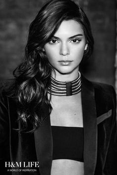 Kendall Jenner shares everything from her breakfast habits to life goals. | Read more at H&M Life