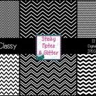 Stay Classy {6 Chevron Digital Papers for Personal and Commercial Use FREEBIE} - Daina Roberts