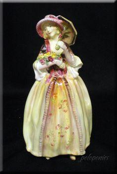 ROYAL DOULTON June Figurine HN2027 - Retired 1952