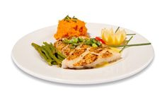 Fresh Seafood- Char-grilled grouper, snapper or scamp served with our ouwn lime onion butter sauce. Must try if you are in PCB. www.boarsheadrestaurant.com