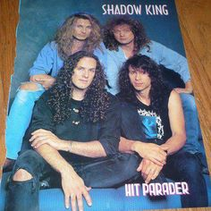 Shadow King, Lou Gramm