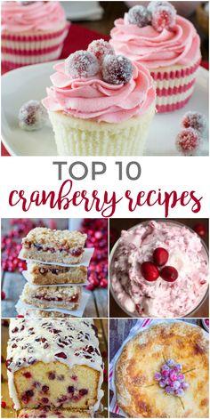 Top 10 Cranberry Rec