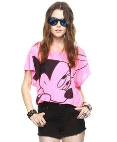 Cute shirt.