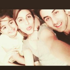 This cute pic of Ranbir Kapoor with his sister and niece will brighten up your day | PINKVILLA