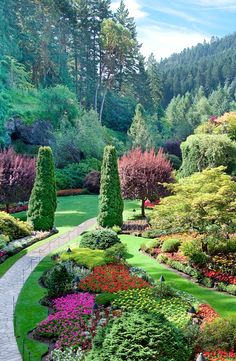Take in wild beauty, Victorian gardens, and history on Canada's wild yet cultured Vancouver Island.