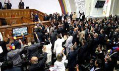 Venezuela registra mayor número de violaciones de derechos a diputados - http://www.notiexpresscolor.com/2016/12/10/venezuela-registra-mayor-numero-de-violaciones-de-derechos-a-diputados/