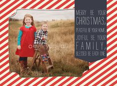 xmas card from Everyday Art Photography