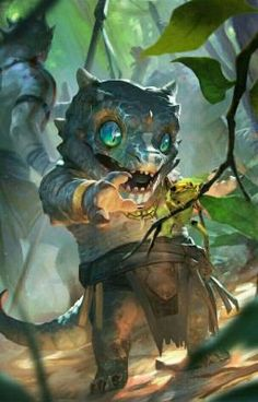 interior , Rudy Siswanto : Here is few artworks that I contribute in Baby Beastiary book long time ago This is fun project to work on, I really enjoy exploring and put a little story tell in each baby creature even though I Fantasy Character Design, Character Concept, Character Inspiration, Character Art, Creature Concept Art, Creature Design, Fantasy Artwork, Fantasy Kunst, Fantasy Rpg