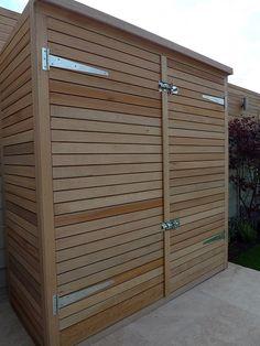 bespoke hardwood storage bike store garden shed dulwich clapham balham battersea fulham chelsea london