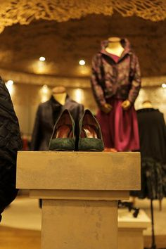 Joyce's majestuous store in Beijing's China World Mall. Season AW 13/14.