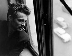 James Dean, Window - Roy Schatt