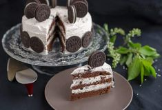 Tort Oreo   Sprawdzona Kuchnia Oreo, Cake Fillings, Recipes, Food, Cakes, Recipe, Simple Recipes, Cake Makers, Essen