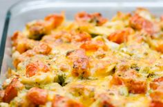 Broccolifad med kylling - Mindfulmad.dk Lchf, Keto, Paleo, Quiche, Potato Salad, Clean Eating, Food And Drink, Low Carb, Dinner