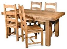 Wood Kitchen Tables Chairs Sets