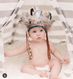 Hey, I found this really awesome Etsy listing at https://www.etsy.com/listing/248960724/little-chief-infanttoddler-boys-indian
