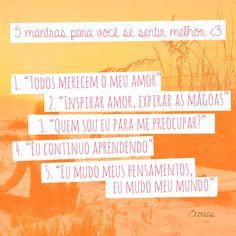5 mantras